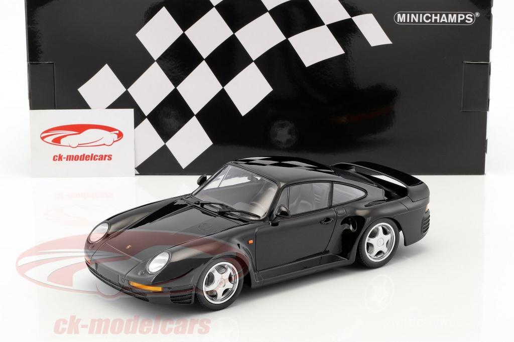Porsche 959 • 1987 • NEU • Minichamps 155066202 • 1:18
