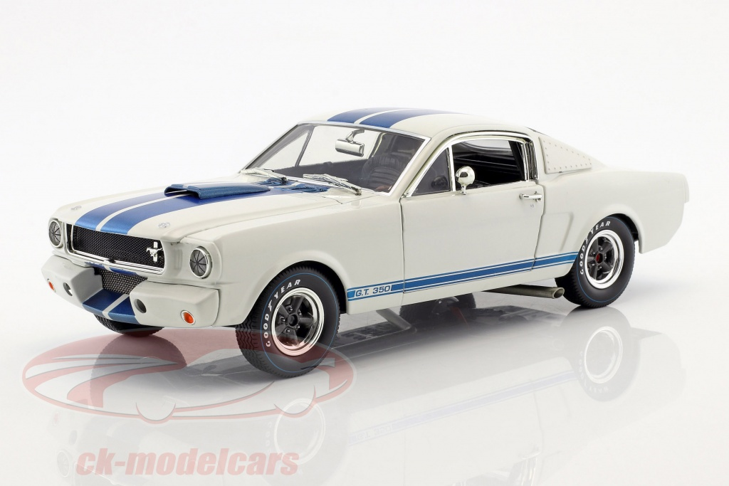 shelby-collectibles-1-18-ford-mustang-shelby-gt350r-year-1965-white-blue-shelby168/
