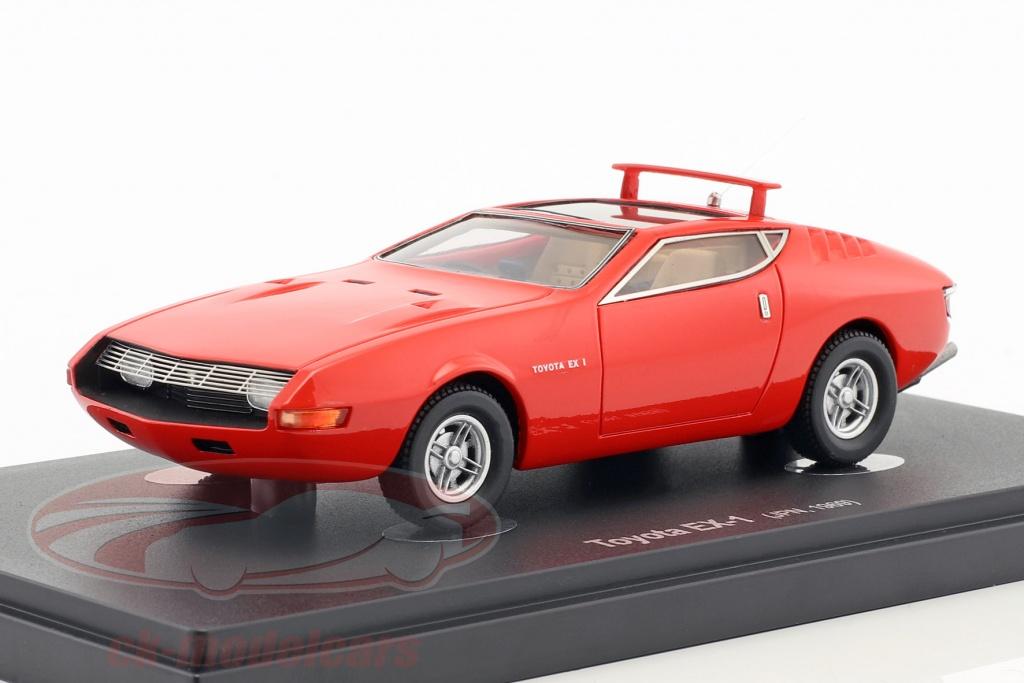 autocult-1-43-toyota-ex-1-anno-di-costruzione-1969-rosso-60010/