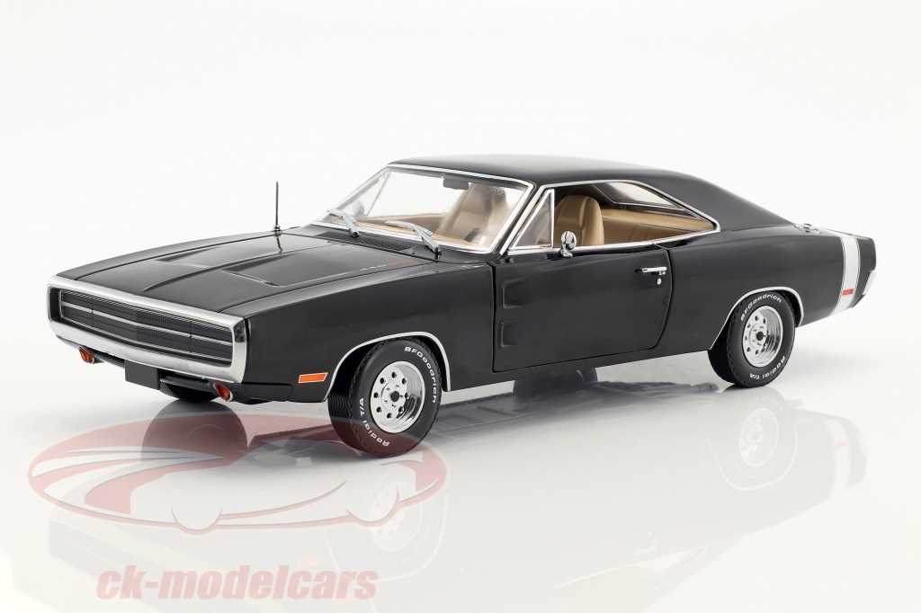 greenlight-1-18-dodge-charger-year-1970-tv-series-supernatural-since-2005-black-19046/