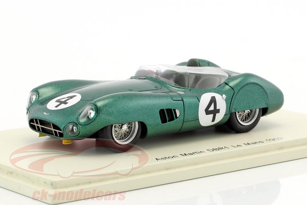spark-1-43-aston-martin-dbr1-no4-24h-lemans-1959-moss-fairman-s2438/