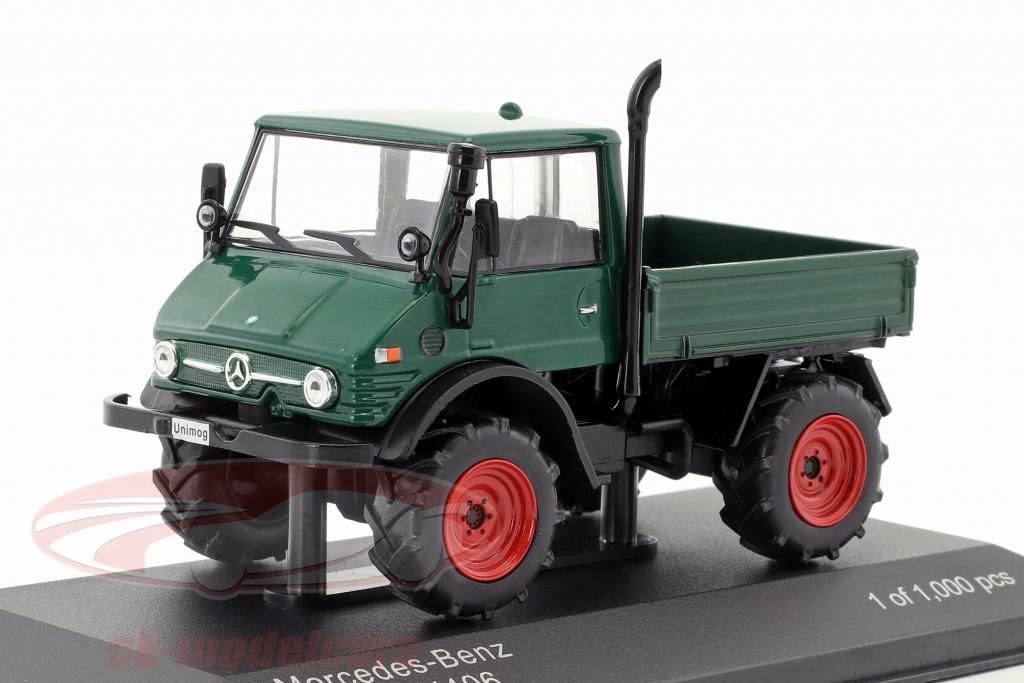 whitebox-1-43-mercedes-benz-unimog-u406-verde-scuro-wb197/