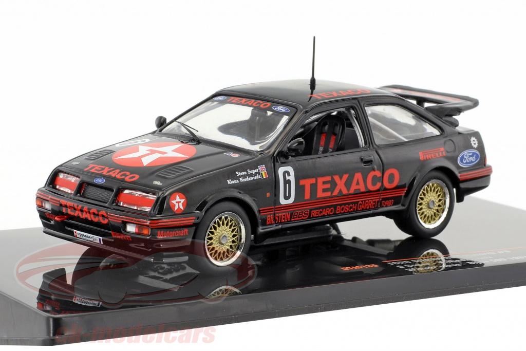 ixo-1-43-ford-sierra-rs-cosworth-no6-classe-vencedor-div3-500km-dijon-wtcc-1987-soper-niedzwiedz-gtm135/