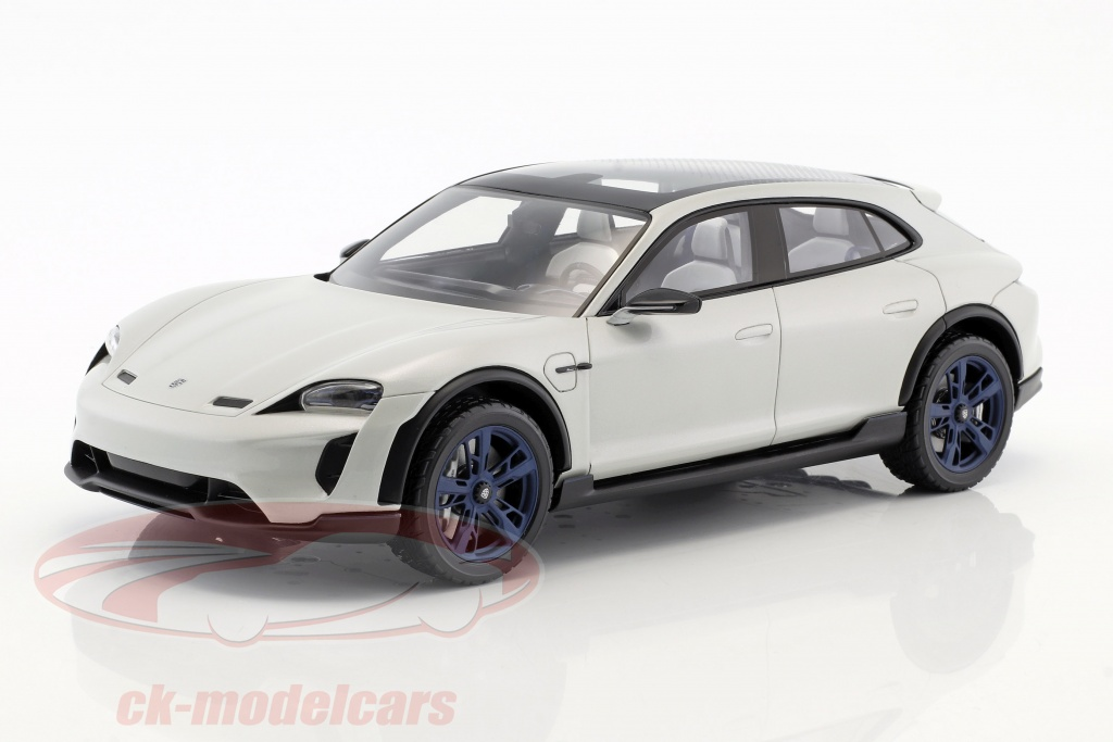 spark-1-18-porsche-mission-e-cross-turismo-year-2018-white-gray-with-showcase-wap0219000j/