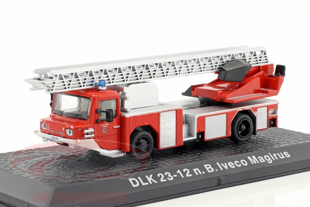 altaya-1-72-iveco-magirus-dlk-23-12-nb-annee-de-construction-1980-pompiers-kaufering-rouge-ck49156/