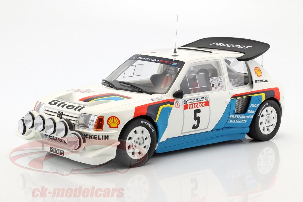 ottomobile-1-12-peugeot-205-t16-evo2-no5-vincitore-rallye-tour-de-corse-1986-saby-fauchille-g021/