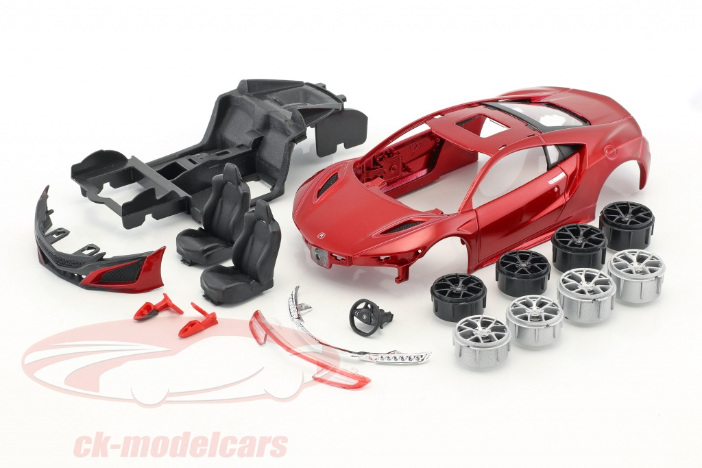 maisto-1-24-acura-nsx-year-2018-assembly-line-kit-red-39216/