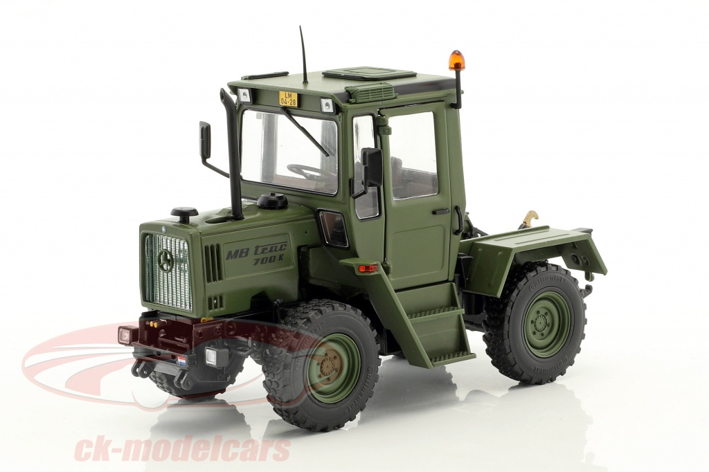 weise-toys-1-32-mercedes-benz-mb-trac-700-k-w440-tractor-military-year-1987-1991-bronze-green-2038/