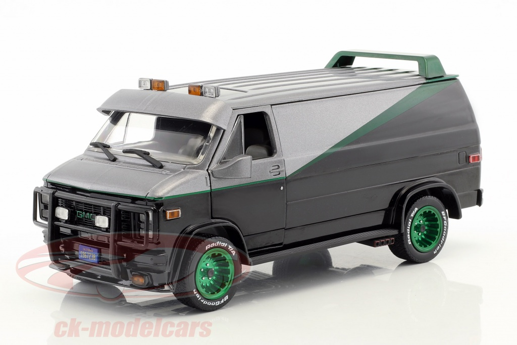 greenlight-1-24-bas-gmc-vandura-year-1983-tv-series-the-a-team-1983-87-green-version-84072-gruene-version/