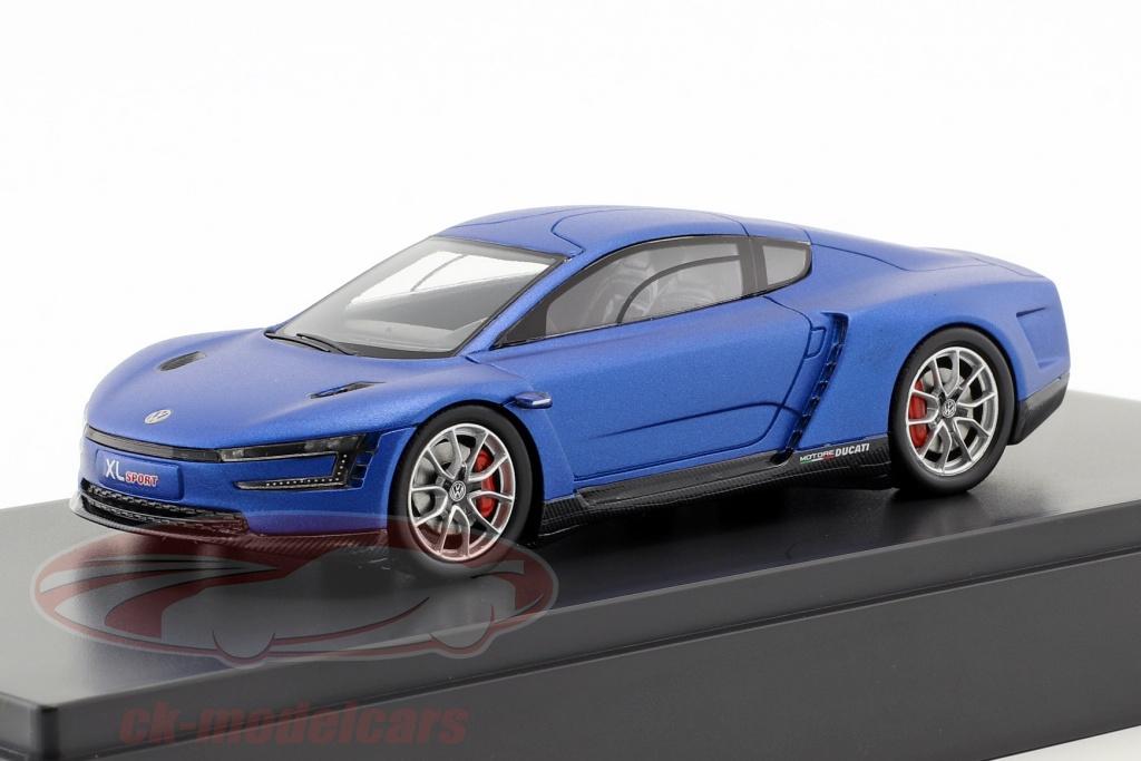 spark-1-43-volkswagen-vw-xl-sport-year-2015-blue-6z3099300a/