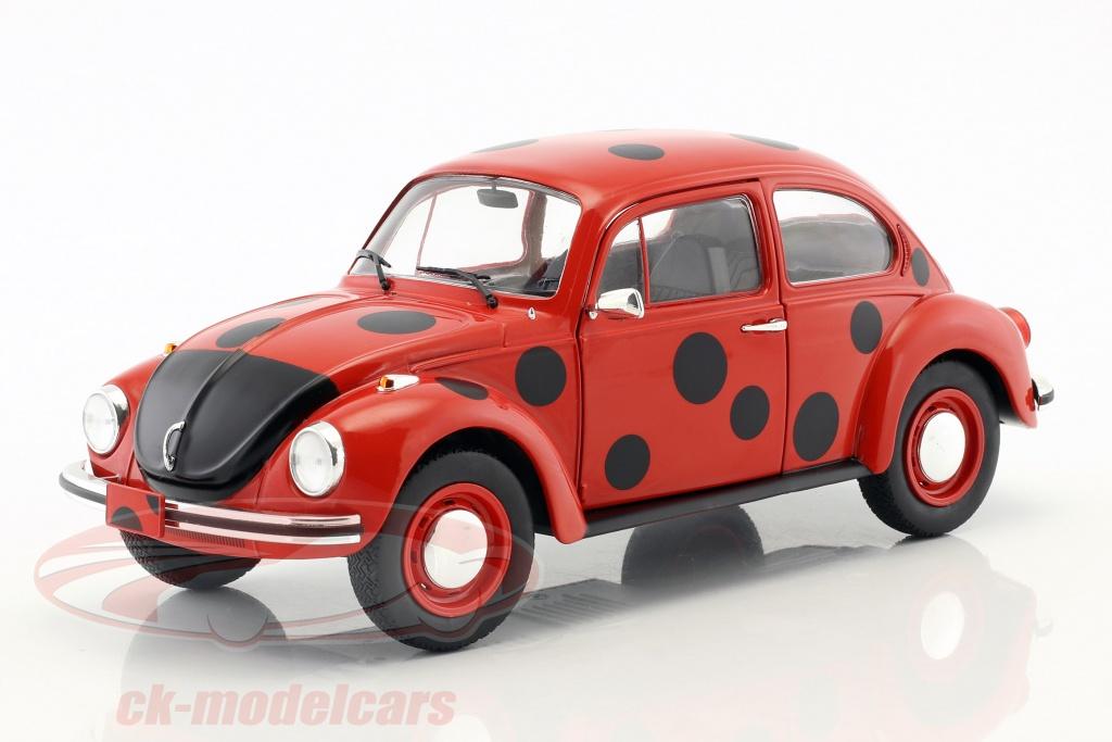 solido-1-18-volkswagen-vw-kaefer-1303-lieveheersbeestje-rood-zwart-s1800509/