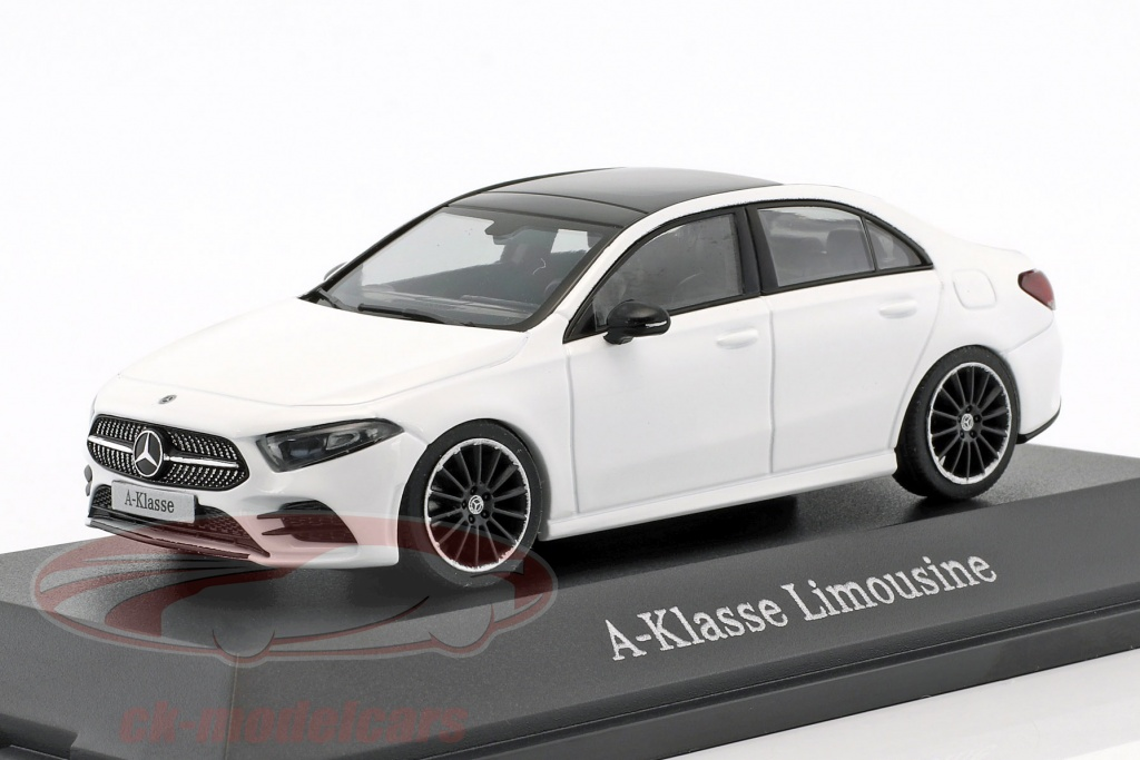 herpa-1-43-mercedes-benz-a-classe-sedan-v177-polar-branco-b66960431/