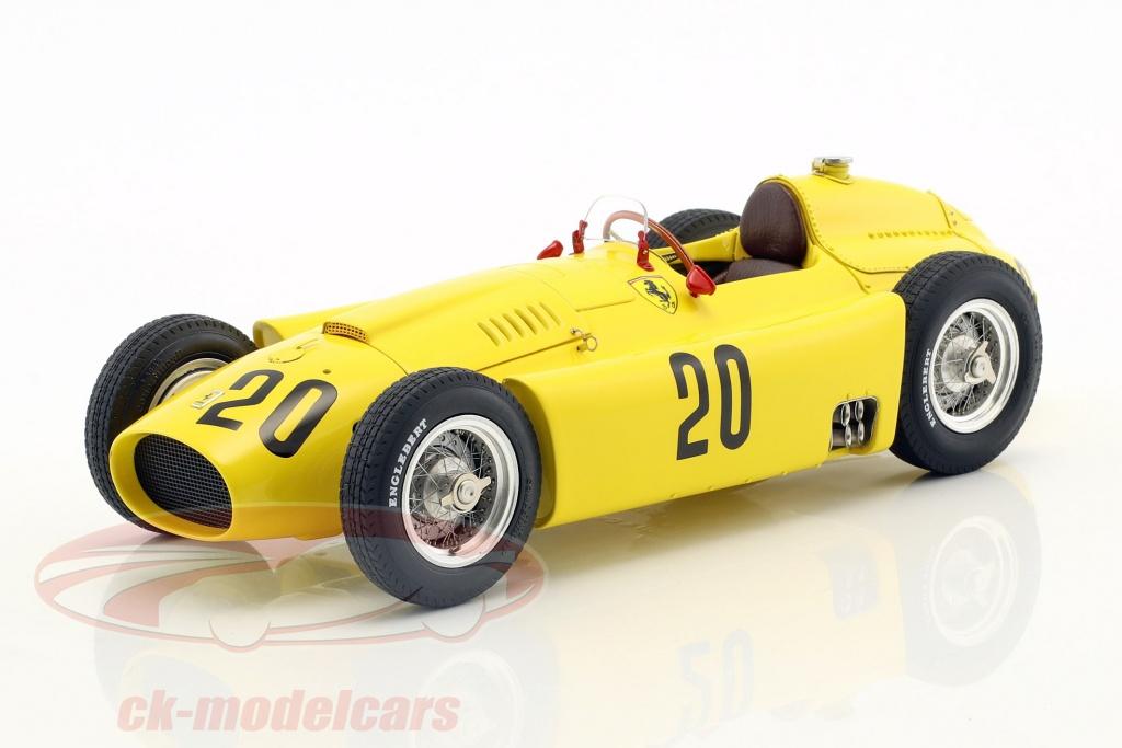 cmc-1-18-2-car-set-a-ascari-lancia-d50-no6-torino-gp-1955-a-pilette-ferrari-d50-belgio-gp-1956-m-184/
