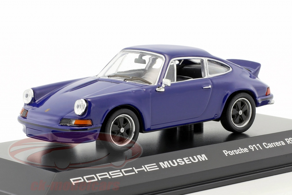 welly-1-43-porsche-911-carrera-rs-27-year-1973-sea-blue-map01997417/