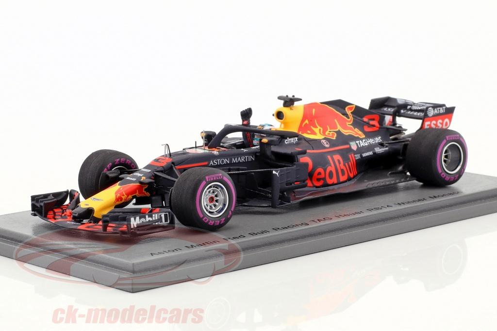 spark-1-43-daniel-ricciardo-red-bull-racing-rb14-no3-gagnant-monaco-gp-formule-1-2018-250e-course-s6064/