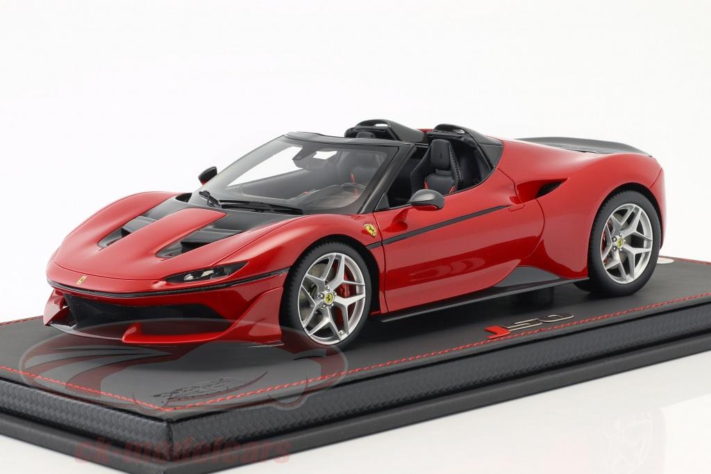 bbr-models-1-18-ferrari-j50-roadster-50e-anniversaire-ferrari-japon-2016-rouge-avec-vitrine-p18156/