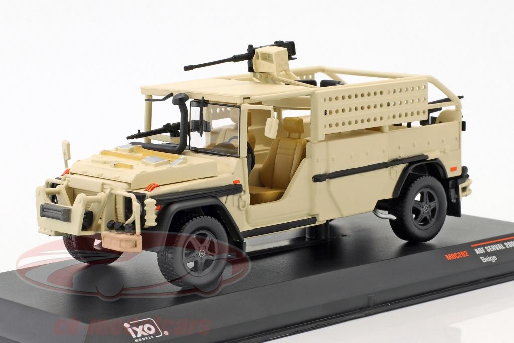 ixo-1-43-agf-serval-baujahr-2006-beige-moc202/