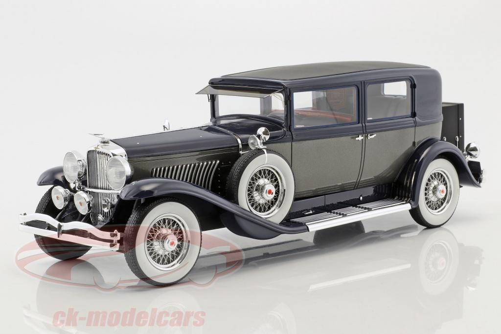 neo-1-18-duesenberg-model-j-willoughby-berline-annee-de-construction-1937-noir-argent-neo18275/