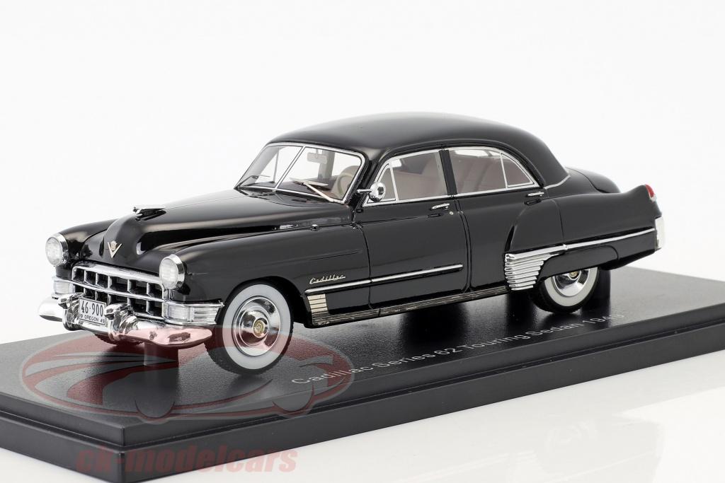 neo-1-43-cadillac-series-62-touring-sedan-year-1949-black-neo46900/