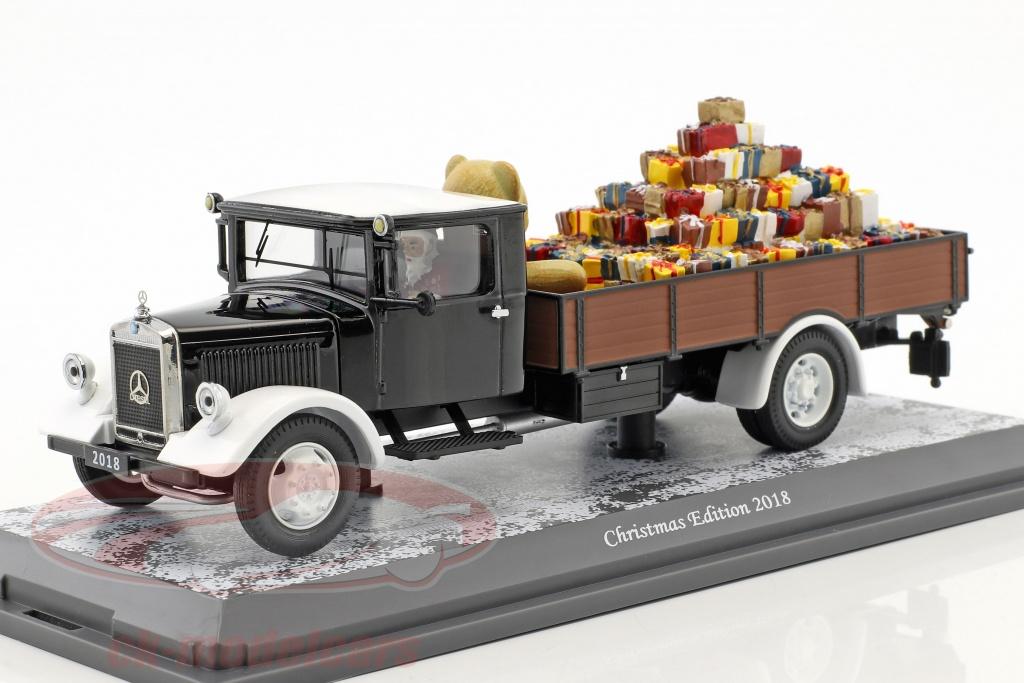 schuco-1-43-mercedes-benz-lo-2750-nol-edition-2018-noir-brun-blanc-450310400/