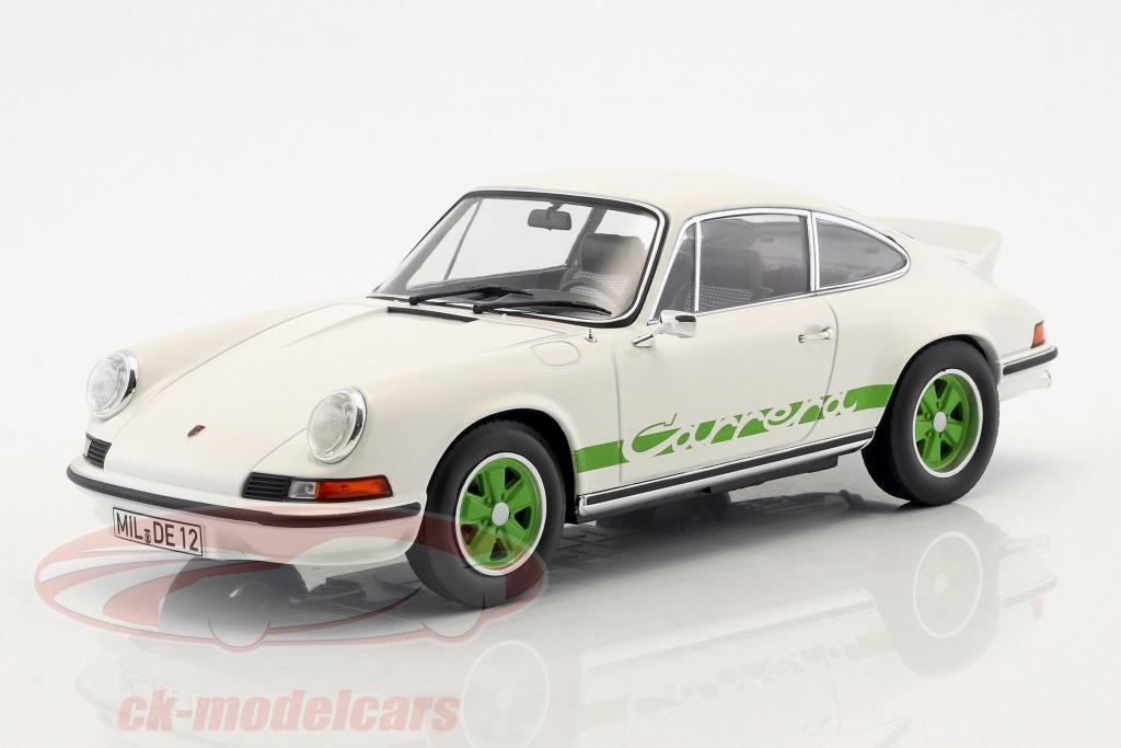 norev-1-18-porsche-911-rs-touring-annee-de-construction-1973-blanc-vert-187636/