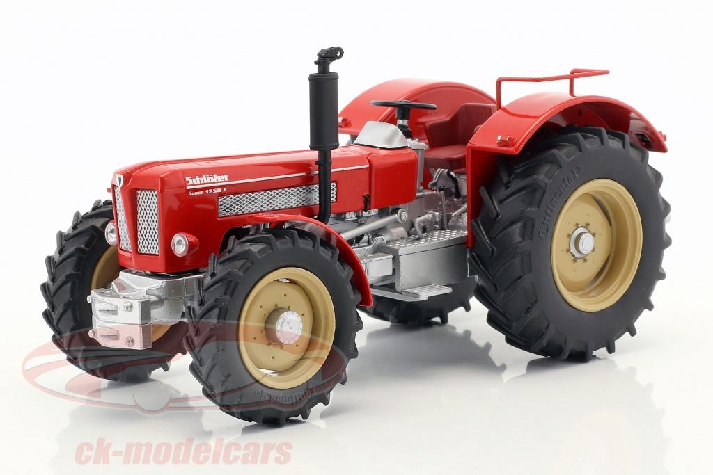 weise-toys-1-32-schlueter-super-1250-v-traktor-baujahr-1968-1973-rot-silber-1042/