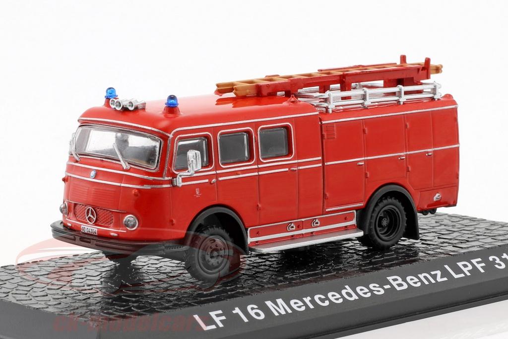 altaya-1-72-mercedes-benz-lf-16-lpf-311-fire-department-red-ck49943/