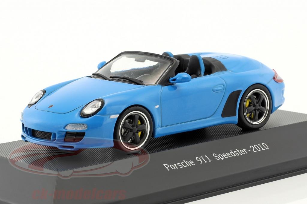 atlas-1-43-porsche-911-997-speedster-ano-de-construcao-2010-azul-4011-7114011/