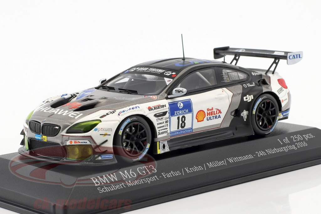 minichamps-1-43-bmw-m6-gt3-no18-24h-nuerburgring-2016-schubert-motorsport-437162618/