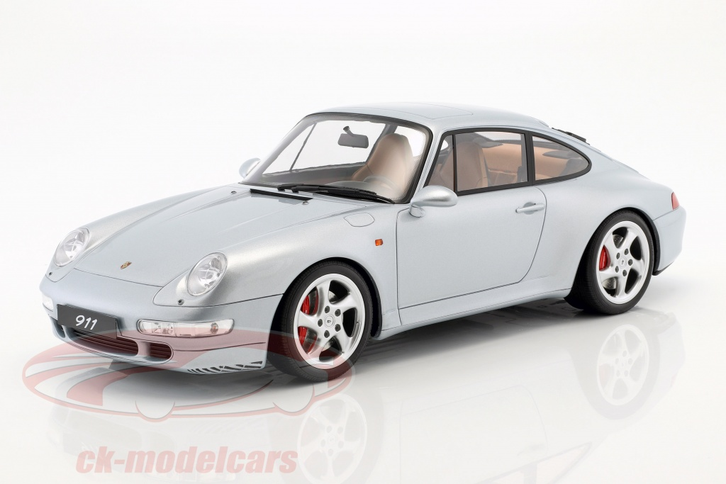 gt-spirit-1-12-porsche-911-993-carrera-4s-bouwjaar-1993-polair-zilver-gt190/