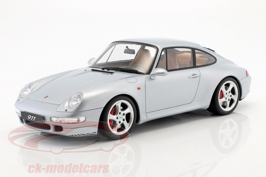 gt-spirit-1-12-porsche-911-993-carrera-4s-year-1993-polar-silver-gt190/