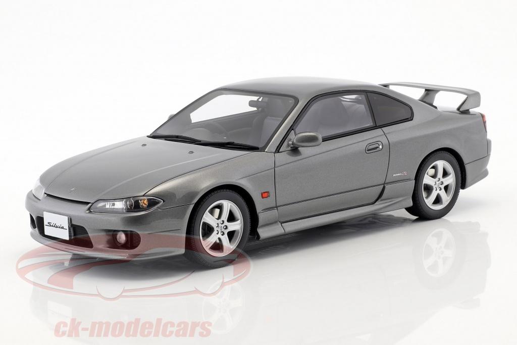 ottomobile-1-18-nissan-silvia-spec-r-aero-s15-year-1999-sparkling-silver-ot273/