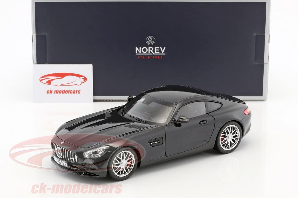 Mercedes-AMG GT S • NEU • Norev 183497 • 1:18