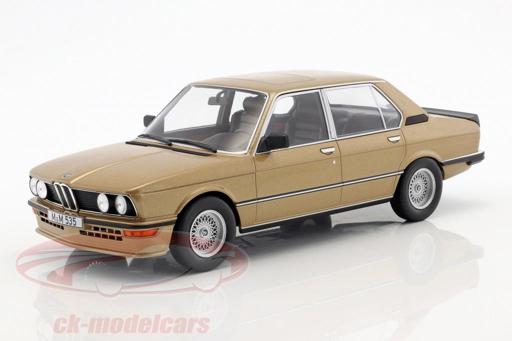 norev-1-18-bmw-m535i-e12-year-1980-gold-metallic-183268/