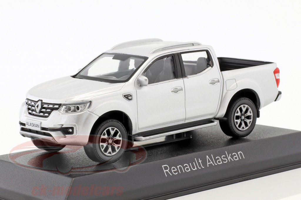norev-1-43-renault-alaskan-pick-up-annee-de-construction-2017-argent-518399/