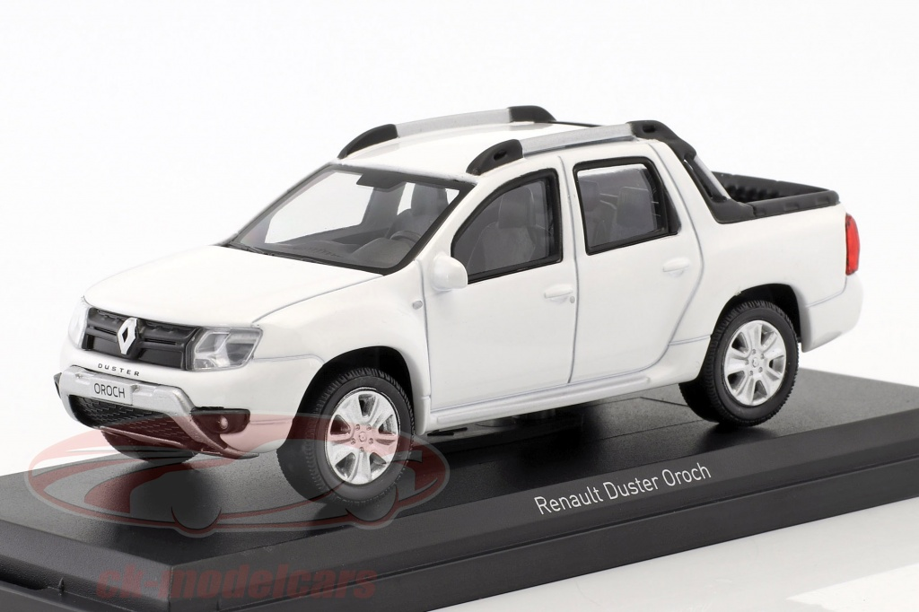 norev-1-43-renault-duster-oroch-year-2015-white-511317/