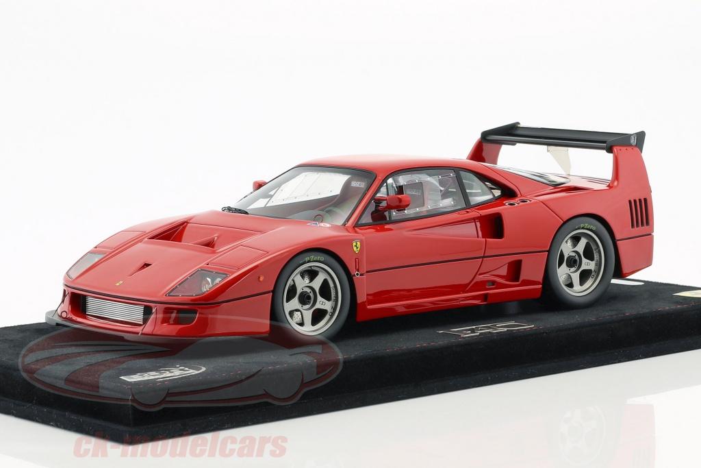 bbr-models-1-18-ferrari-f40-lm-imprensa-versao-1989-vermelho-com-mostruario-p18139av/