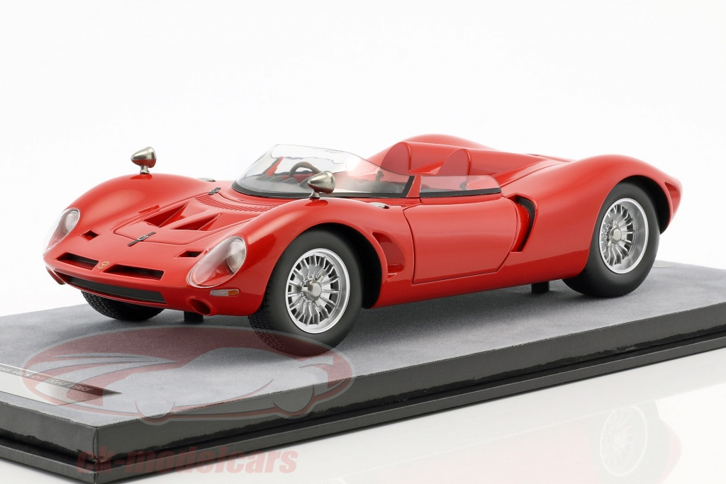 tecnomodel-1-18-bizzarrini-p538-spyder-press-version-1965-rosso-corsa-tm18-97c/