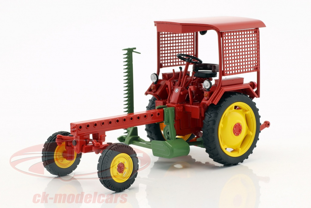 schuco-1-32-fortschritt-rs09-gt-124-tractor-with-cuttor-bar-red-450782900/