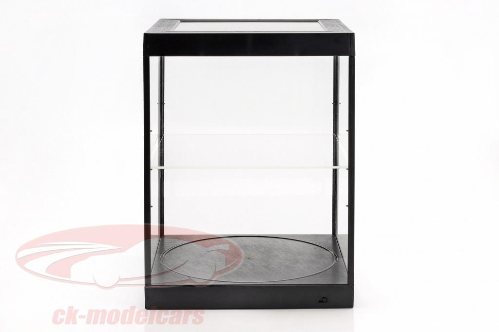 single-display-case-and-rotary-table-for-modelcars-in-scale-1-18-black-triple9-t9-69929bk/