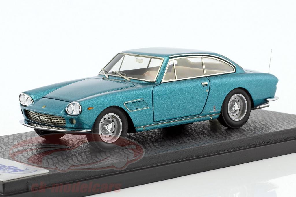 bbr-models-1-43-ferrari-330-gt-2-2-s-n-7161-gt-personal-car-enzo-ferrari-year-1965-azul-metallic-car40ef1/