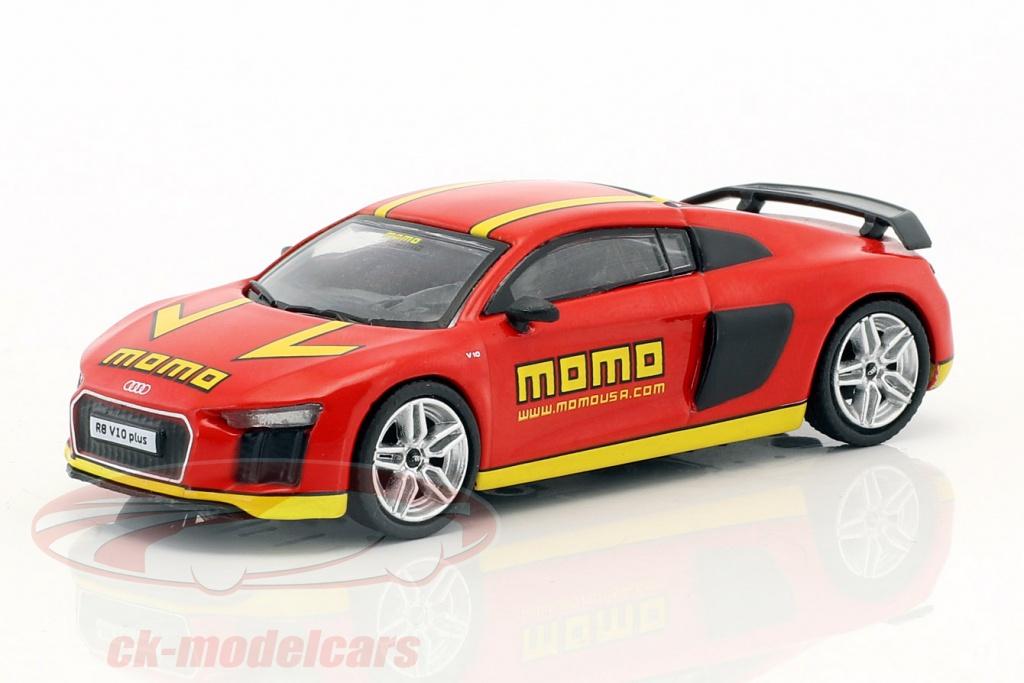 tarmac-works-1-64-audi-r8-v10-plus-momo-rojo-amarillo-t64g-001-momo/