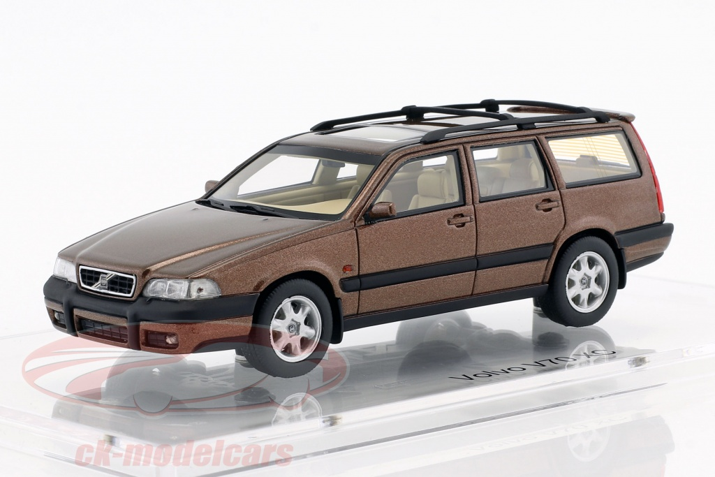 dna-collectibles-1-43-volvo-v70-xc-annee-de-construction-1997-sandstone-brun-metallique-dna000002/