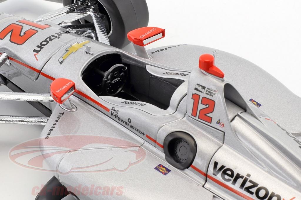 Greenlight 1:18 Will Power Chevrolet #12 Winner Indy 500