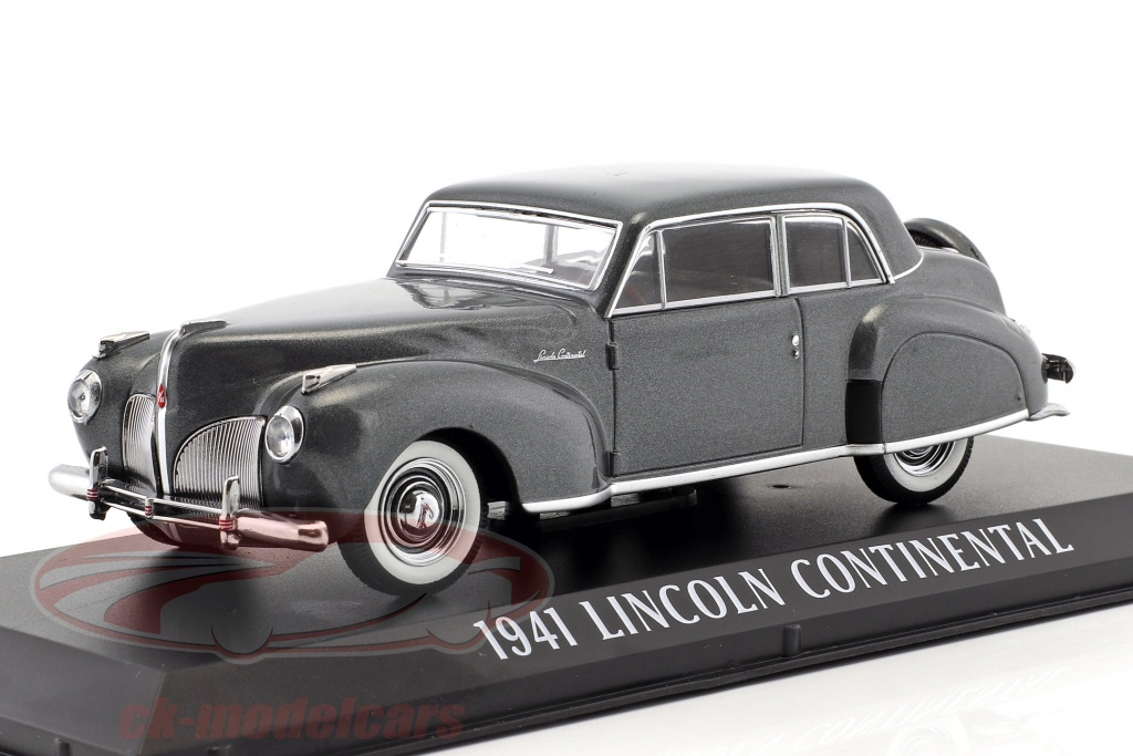 greenlight-1-43-lincoln-continental-ano-de-construcao-1941-cinza-metalico-86325/