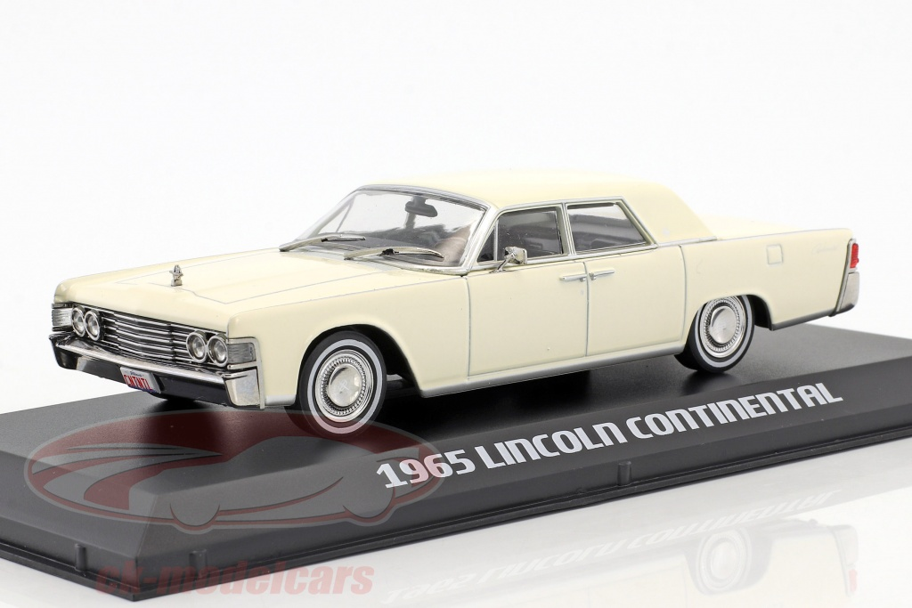 greenlight-1-43-lincoln-continental-year-1965-wimbledon-white-86328/