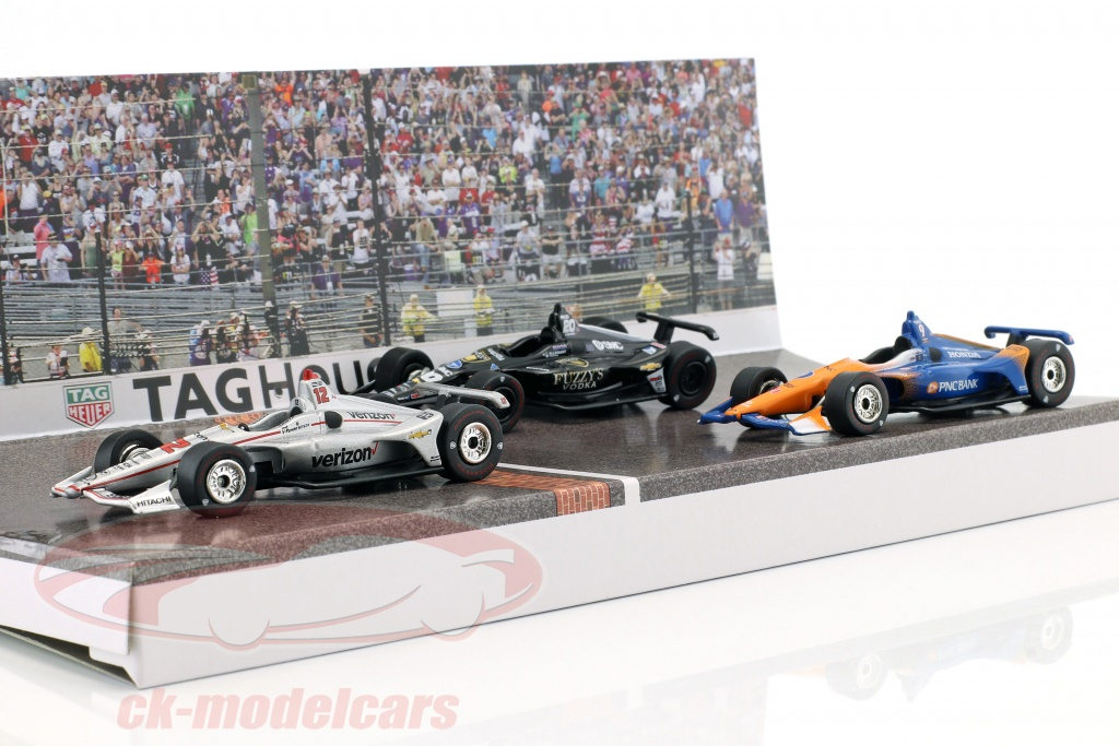 greenlight-1-64-3-car-set-podium-indy-500-2018-no12-power-no20-carpenter-no9-dixon-10828/