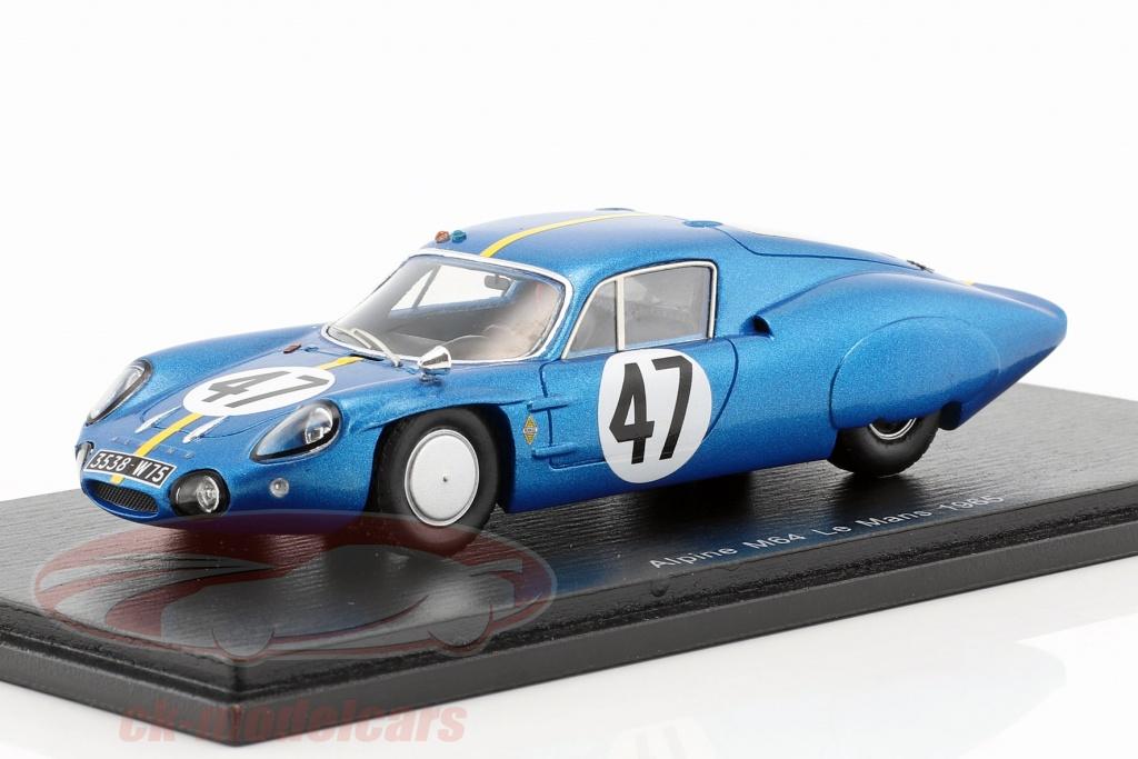 spark-1-43-alpine-m64-no47-24h-lemans-1965-vinatier-de-lageneste-s5485/