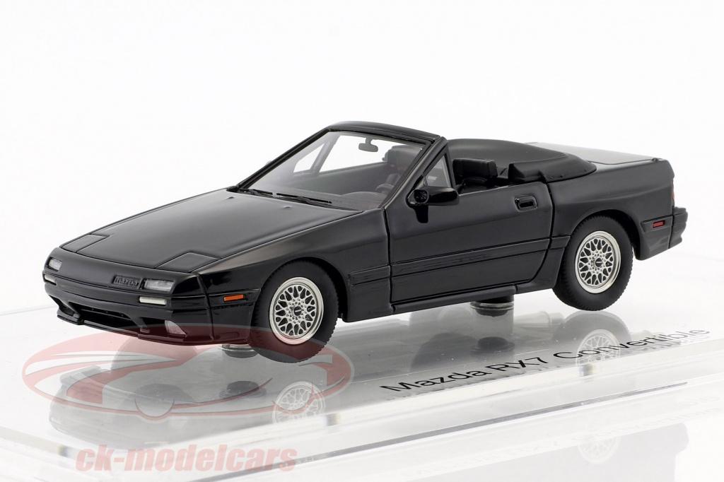 dna-collectibles-1-43-mazda-rx-7-cabriolet-annee-de-construction-19891991-noir-dna000018/