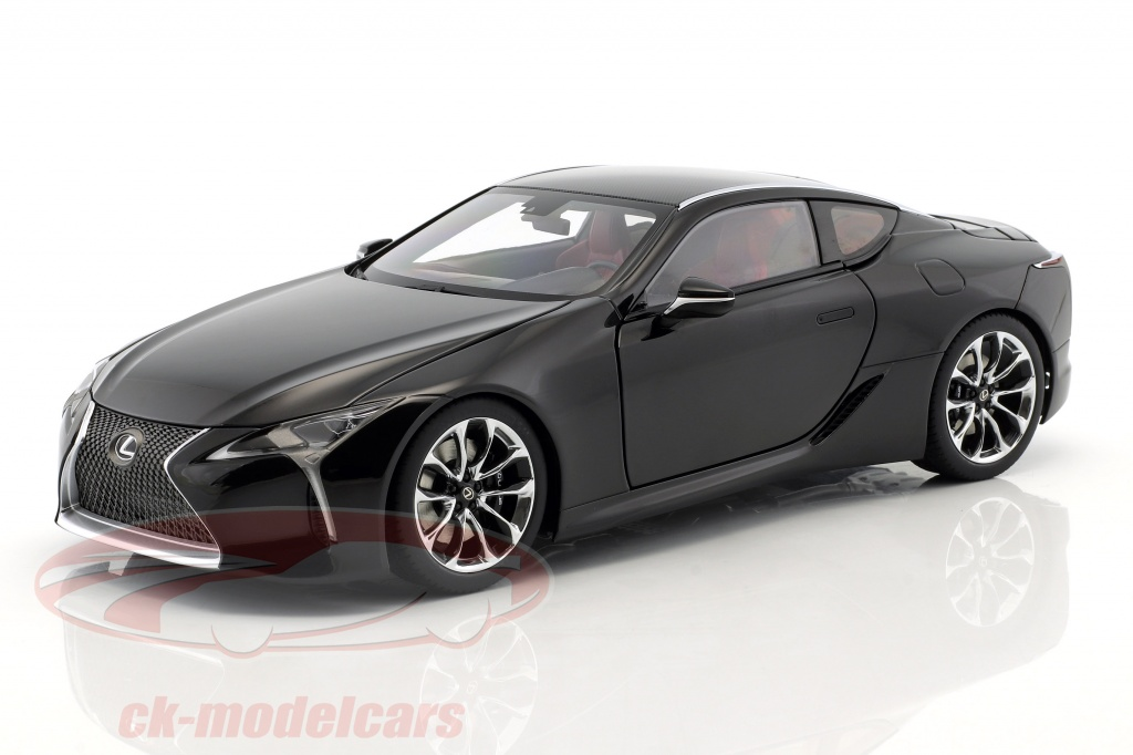 autoart-1-18-lexus-lc-500-year-2017-black-78874/